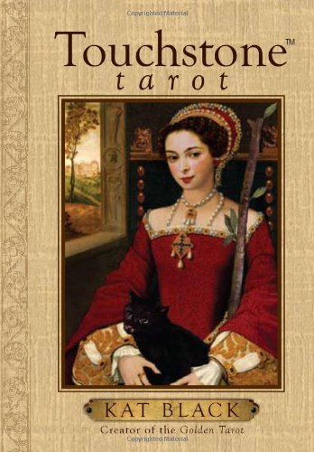 9781601641908: Touchstone Tarot [With 200-Page Book]