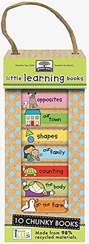 9781601690050: LITTLE LEARNING BOOKS (Green Start)