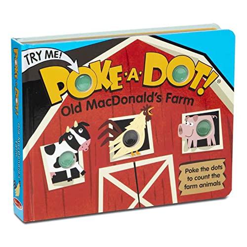 9781601690241: Poke-a-Dot: Old MacDonald's Farm (30 Poke-able Poppin' Dots)
