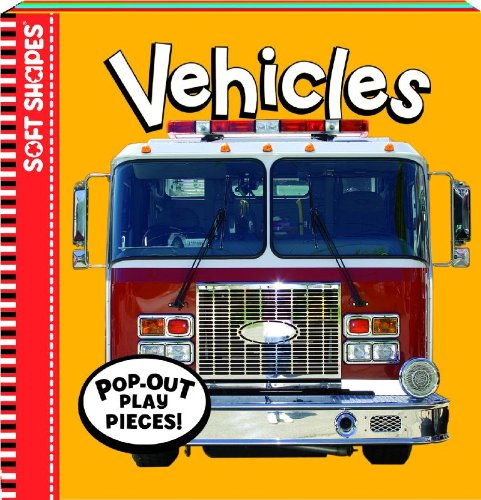 9781601692245: Soft Shapes Photo Books: Vehicles