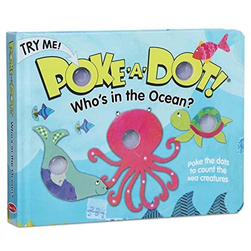 9781601692702: WHO'S IN THE OCEAN? (Poke-A-Dot!)