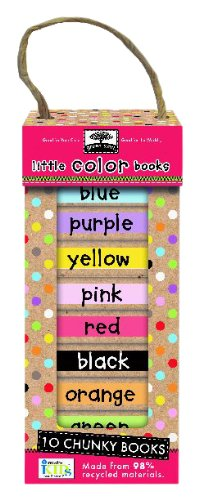 Little Color Books (Boxed Set): IKids