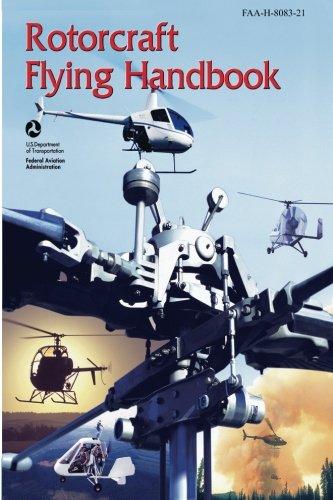 9781601703422: Rotorcraft Flying Handbook