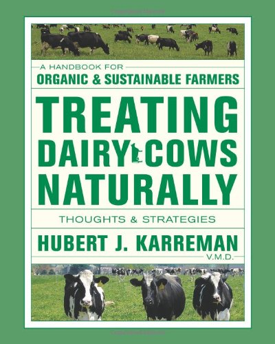 9781601730008: Treating Dairy Cows Naturally: Thoughts & Strategies