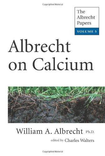 9781601730220: Albrecht on Calcium (The Albrecht Papers)