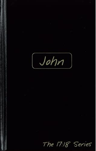9781601780751: John - Journible the 17:18 Series (Journibles: The 17:18 Series)