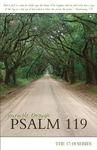 Journible Through Psalm 119: Wynalda, Robert J.