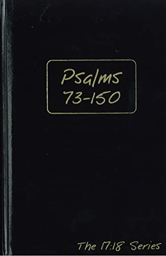 9781601781147: Psalms 73-150, Vol. 2 - Journible The 17:18 Series