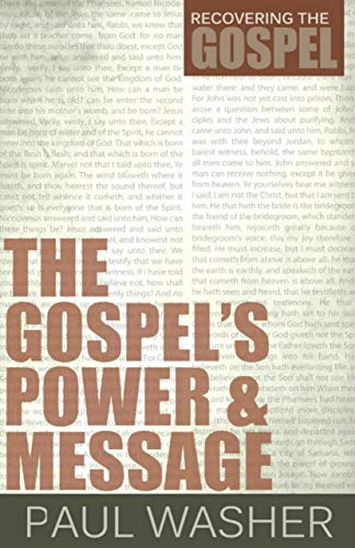 9781601781956: The Gospel's Power and Message
