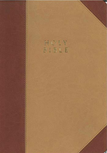 9781601784407: Leather-Like Two-Tone (Tan/Burgundy): The Reformation Heritage KJV Study Bible