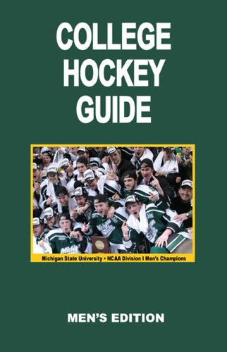 9781601791009: College Hockey Guide Men's Edition 2007/08