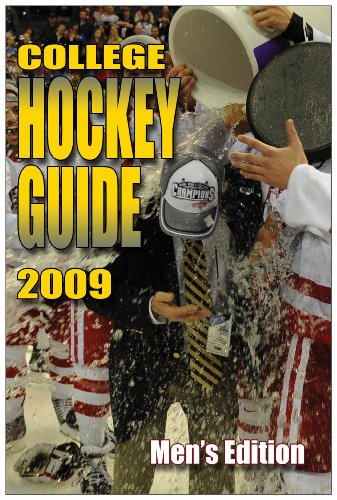 9781601791160: College Hockey Guide Men's Edition 2009-10