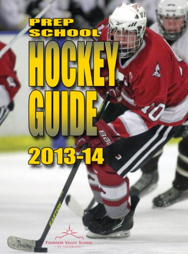 9781601791320: Prep School Hockey Guide 2013-14