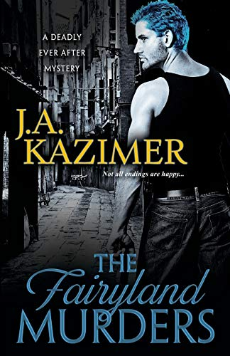 The Fairyland Murders: Kazimer, J.A.
