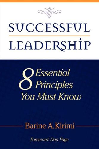 9781601850492: Successful Leadership