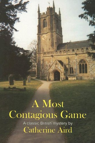 9781601870025: A Most Contagious Game (Rue Morgue Classic British Mysteries)