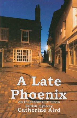 9781601870339: A Late Phoenix (Rue Morgue Classic British Mysteries)