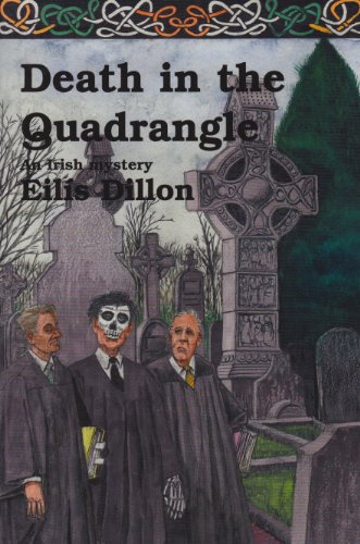 9781601870445: Death in the Quadrangle (Rue Morgue Classic Irish Mysteries)