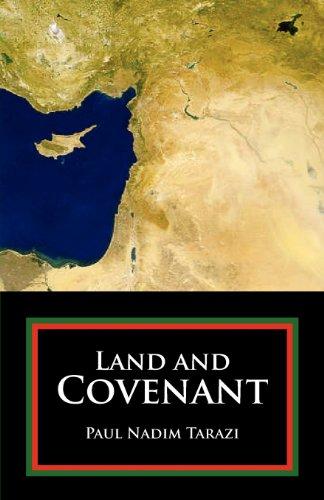 Land and Covenant: Paul Nadim Tarazi