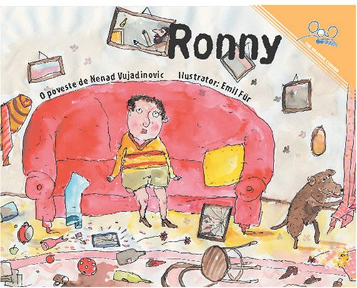 Ronny | Ronny (Romanian Edition): Vujadinovic, Nenad