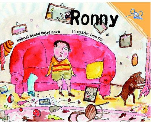 9781601950550: Ronny | Ronny (Slovak Edition)