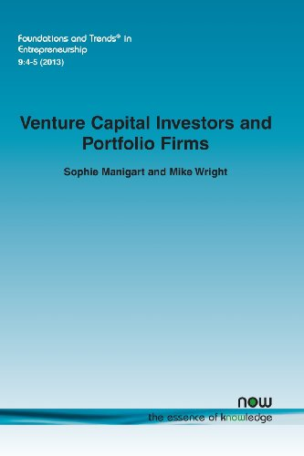 Venture Capital Investors and Portfolio Firms (Paperback): Sophie Manigart, Mike Wright