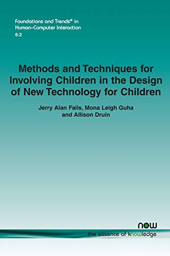 Methods and techniques for involving children in the design of new technology for children: Jerry ...