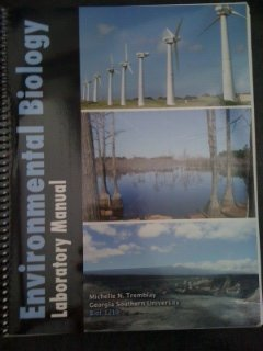 9781601990457: Environmental Biology Laboratory Manual - Georgia Southern University BIOL 1210