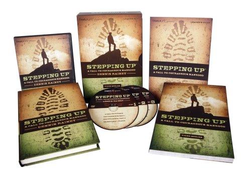 9781602005679: Stepping Up 10 Week Video Series