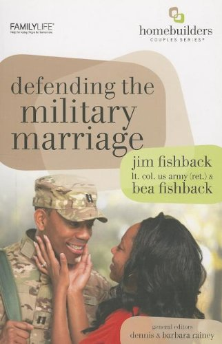 9781602006423: Defending the Military Marriage (Homebuilders Couples)