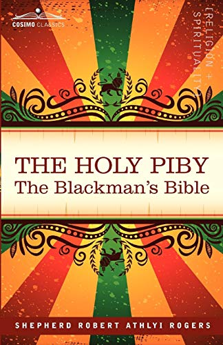 9781602060753: The Holy Piby: The Blackman's Bible