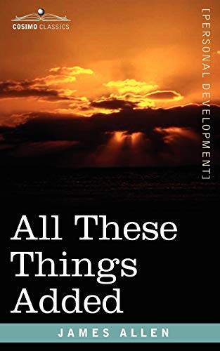 9781602061644: All These Things Added