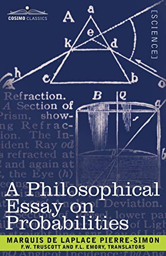 9781602063280: A Philosophical Essay on Probabilities