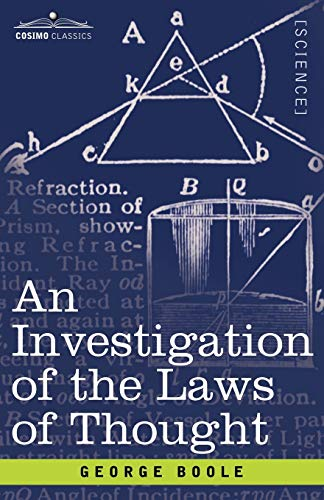 9781602064522: An Investigation of the Laws of Thought