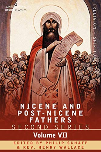 9781602065192: 7: Nicene and Post-Nicene Fathers: Second Series, Volume VII Cyril of Jerusalem, Gregory Nazianzen