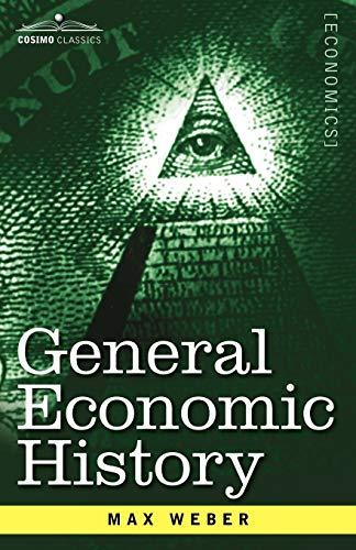 9781602066878: General Economic History (Cosimo Classics, Economics)