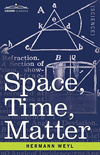 9781602066892: Space, Time, Matter