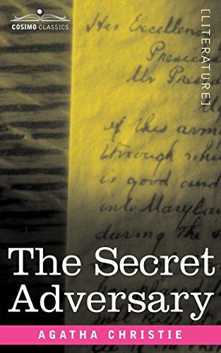 9781602067684: The Secret Adversary (Cosimo Classics)