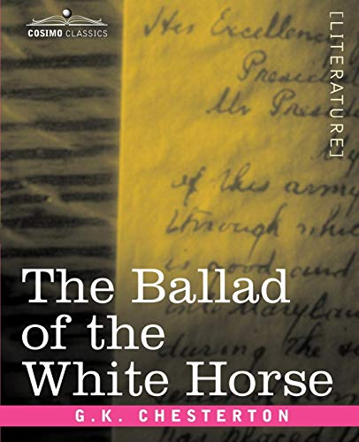 9781602068889: The Ballad of the White Horse