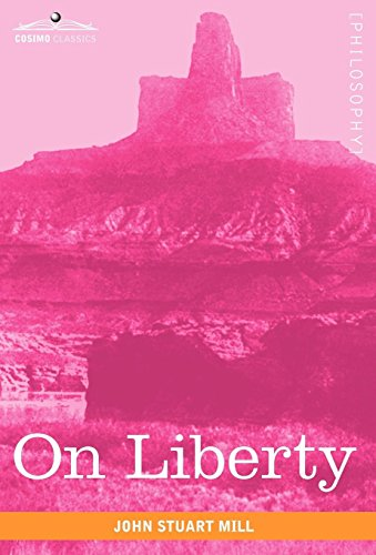 9781602069299: On Liberty (Cosimo Classics Philosophy)