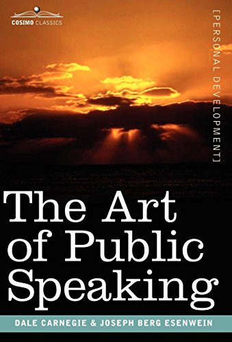 9781602069374: The Art of Public Speaking