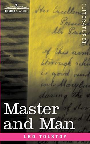 9781602069732: Master and Man