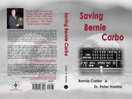 Saving Bernie Carbo: Bernie Carbo and Dr. Peter Hantzis