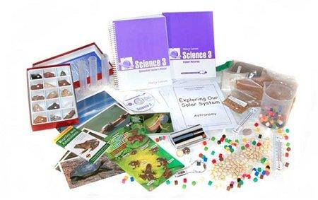 9781602123809: Nancy Larson® Science 3 Complete Program