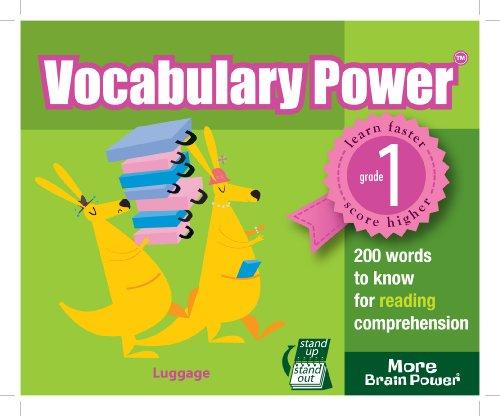 Vocabulary Power Grade 1 (Slipcase Edition) (Vocabulary: PlayBac
