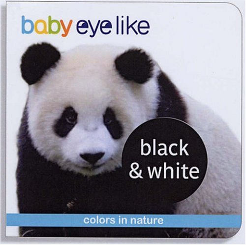 Baby EyeLike: Black and White