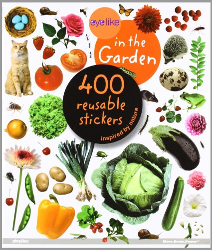 9781602140813: Eye Like Stickers: In the Garden