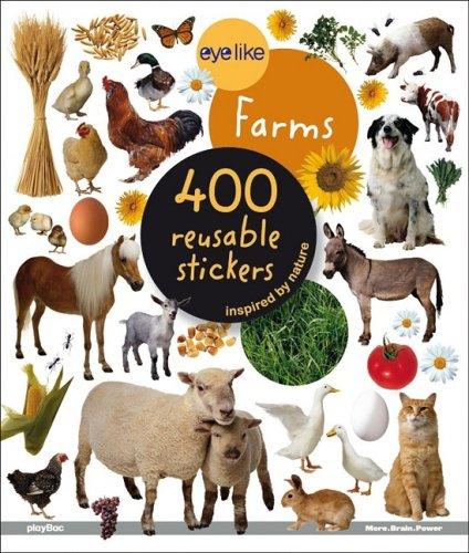 9781602140820: Eye Like Stickers: On The Farm