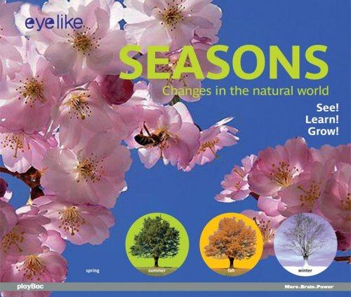 9781602140837: Eyelike Seasons: See! Learn! Grow! (Eyelike See Learn Grow)