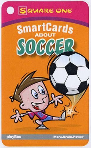 9781602140967: Square One SmartCards about Soccer